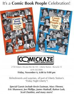 Comickaze CBP flyer 2